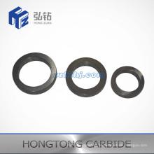 Anel de selagem redondo do carboneto de tungstênio do uso do selo da máquina Yg8