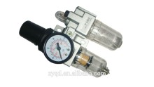 AC Series Pneumatic Filter Regulator/ AC serires Pnumatic air source treatment(pneumatic filter + Regulator)
