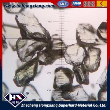 Poudre de diamant synthétique 30 / 40-500 / 600 Utilisation pour faire des outils de coupe de diamant