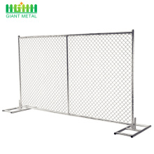67% buyer choose temporary fence for America market