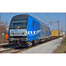 Railway Freight Trains From Nanning To Almaty