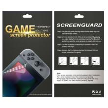 Anti-Scratch Full HD Ultra Clear Schutzfolie für Nintend Switch NS Konsole Displayschutzfolie Cover Skin Zubehör
