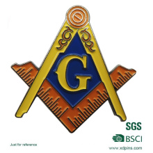 2016 insignia personalizada del esmalte del metal para la promoción