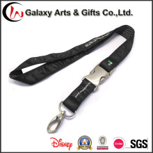 Custom Satin and Polyester Double Lanyer Lanyards
