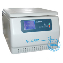 Tabletop High Speed Refrigerated Centrifuge (H2050R)