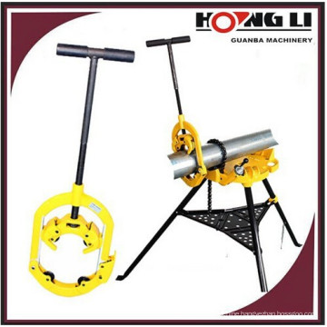HONGLI H4S/H6S/H8S manual cutting machine for pipe