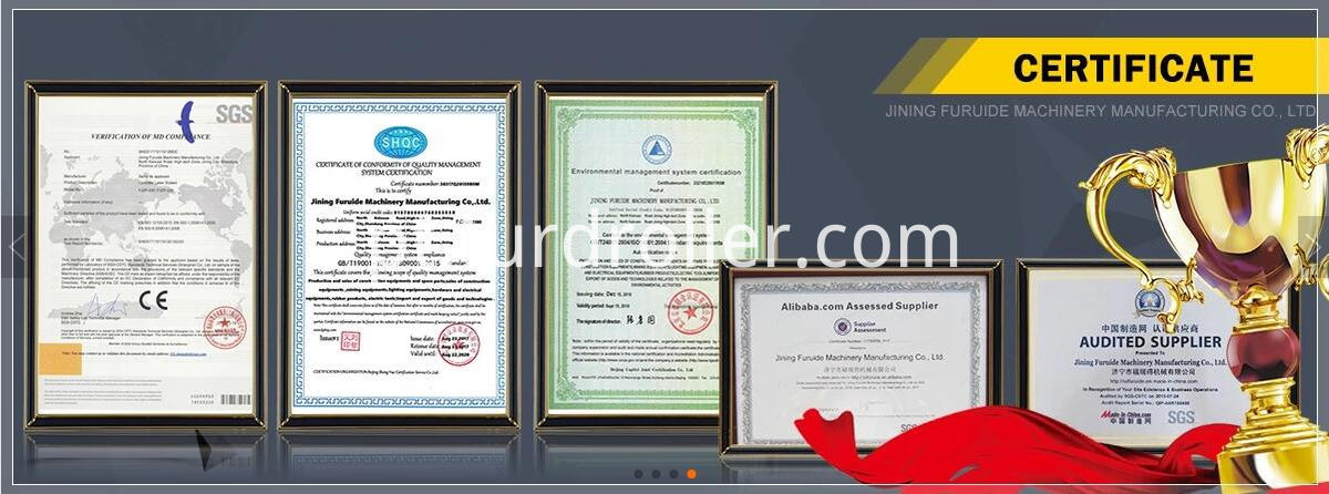 vibratory roller certificate