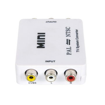 Factor Wholesale High Definition Supported Mini TV System Converter