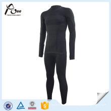 Nuevo Hot China Wholesale Mens calificado ropa interior de esquí conjunto