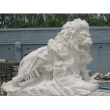 20 Years Factory for Stone Carving Marble Stone Animal Sculpture supply to Guinea-Bissau Supplier