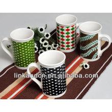 Керамическая кофейная кружка / кружка для питья