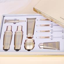 chitosan ceramide skin care sets oem oil control mousse foam cleanser face care moisturizing anti-wrinkle skin care set