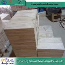 Paulownia Drawer Sides Board for Furniture Parts