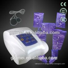 2 en 1 pressothérapie et combinaisons infrarouges pour l'amaigrissement