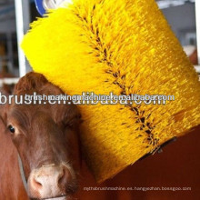 Cepillo caliente del rodillo de la venta 2014 para la máquina del rasguño de los ganados de la granja