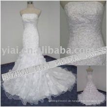 2011 neueste elegante Tropfenverschiffenfracht freies Ballkleidart 2011 Hochzeitskleid JJ2359