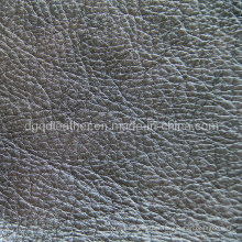 Color Changed PU Furniture PU Leather (QDL-FP0065)