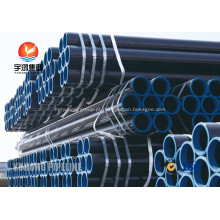 Tubulação sem emenda de aço ASTM A106 grau B carbono