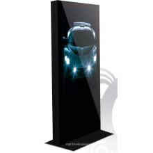 Exposição exterior aberta para qualquer tempo do LCD da posição de 55 polegadas