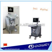 Ultraschall- & LED-Laufwagen-Ultraschallgerät mit CE (DW370)