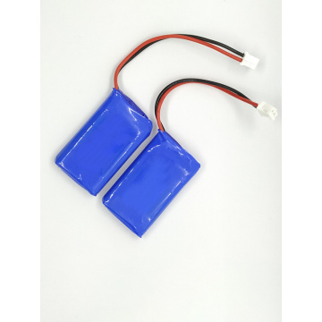 103450 7.4V 2000mAh lipo battery for POS machine