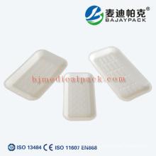 Einweg-Sterilisations-Pappteller