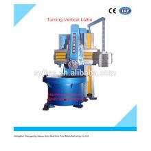 Máquina de torno vertical para la venta caliente en stock