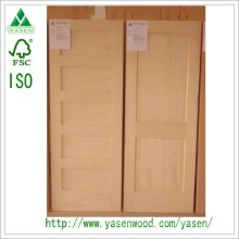 Poplar Composite Interior Wood Door Slab