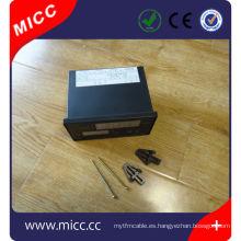 controlador digital de temperatura y humedad
