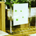 Newest Design Clear Picture Acrylic Frames 8X10 with Magnet