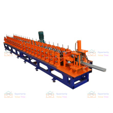 Best selling low price seamless gutter roll forming making machine