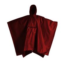 Hot sales Orange Reflective Disposable Rain Gear Raincoat For Boy