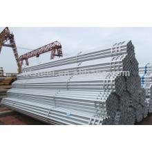 BS/GB Fluid hot dip galvanized steel pipe