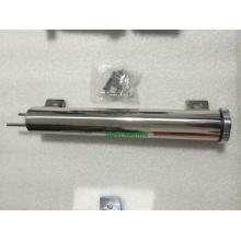 Tanque de desbordamiento del radiador del radiador del carro Tanque de acero inoxidable pulido 2''x13 '' / 2''x15 ''