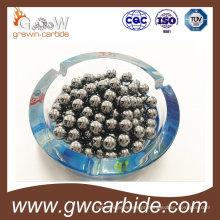 Bolas e assentos de carboneto de tungstênio