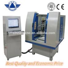 Большие продажи JK-6060 резьбы металла CNC Маршрутизатор с чехлом