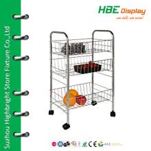 Хрустальная стойка для супермаркетов для магазина