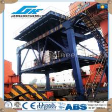 Tolva del puerto del neumático del acero para el barco a granel