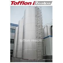 30 tonnes de réservoir de stockage en acier inoxydable