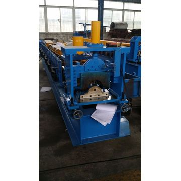 Roller Hidraulik Ridge Cap Roof Roll Forming Machine