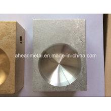 CNC Usinagem de peças feitas para acessórios de iluminação