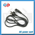SAA Australian standard 1.8m ac power cord with IEC plug