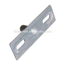 Partes de piezas prensadas y piezas de estampación de chapa con agujeros