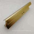 Colorful Air Conditioning Air Outlet Aluminum Profile Blades