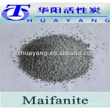 Medios filtrantes de Maifanita natural para purificar agua