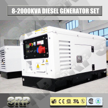12kVA 60Hz Soundproof Diesel Generator Powered by Yangdong (SDG12KS)