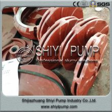 Anti-corrosión Barge Loading Shaft Sleeve Slurry Pump Parts