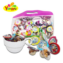 Reticule 4g Star Choco Cup With Complimentary Cups Included