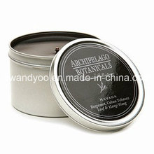 Unique Scented Soy Tin Candle