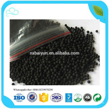 Waste Water Treatment spherical activated carbon